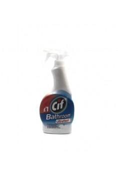 Cif Bathroom Ultra Fast 450мл. Препарат за Баня.
