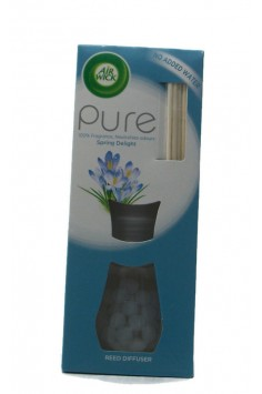 Air Wick Pure Spring Delight Ратанови пръчки
