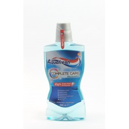 Aquafresh Complete Care 500мл.Вода за Уста