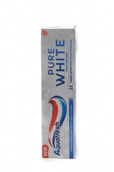 Aquafresh Pure White 75мл. Паста за зъби