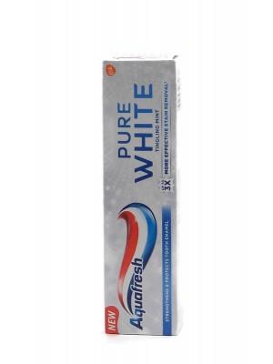Aquafresh Pure White 75мл. Паста за зъби