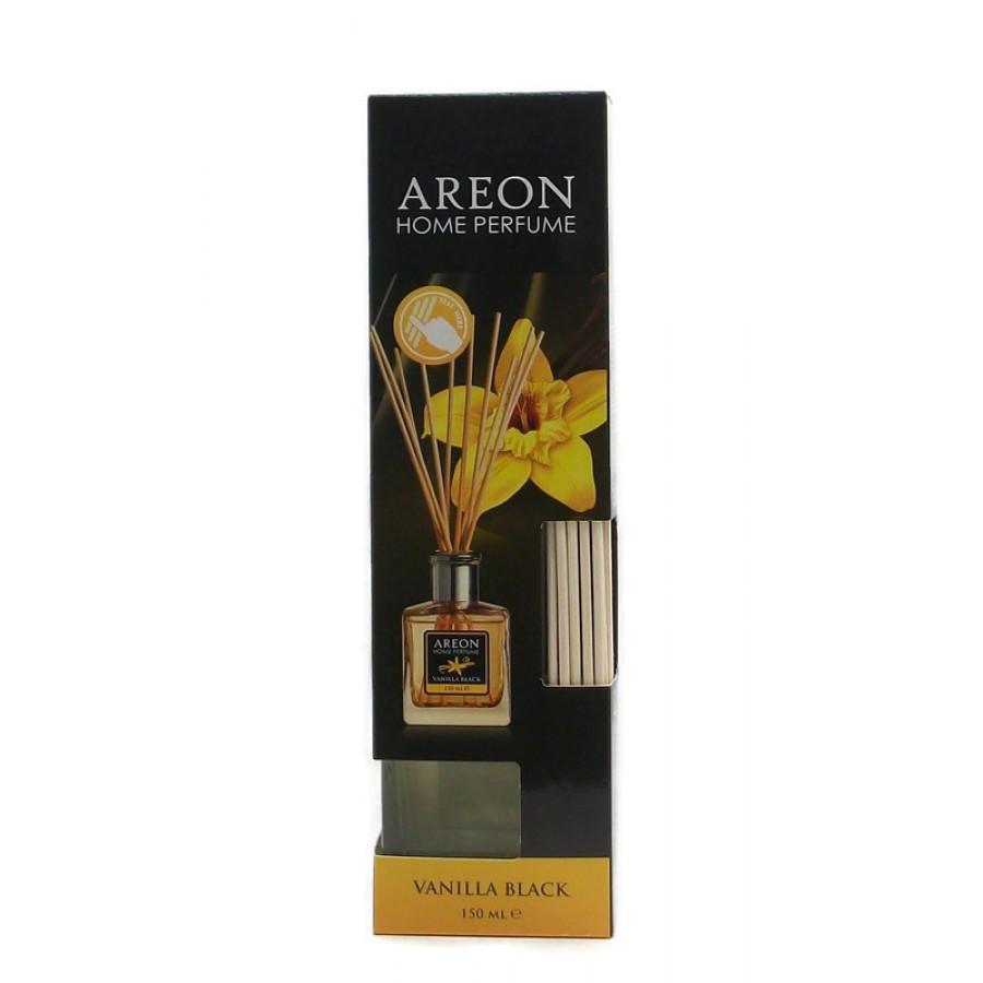 Ароматизатори Areon Home Perfume Vanilla Black 150мл. Ароматизатор
