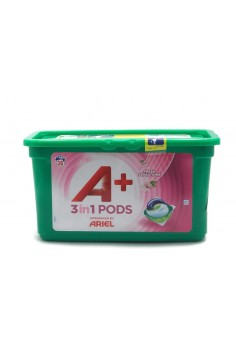 Ariel 3in1 Pods Fresh Sensetion 38бр. Капсули за Пране