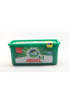 ARIEL 3in1 PODS Mountain Spring Капсули за пране