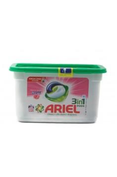 Ариел 3в1 подс Капсули за пране