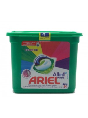 Ariel All in1 Color HD Капсули за Пране