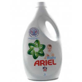 Ариел Бейби 2.2л. Течен перилен препарат