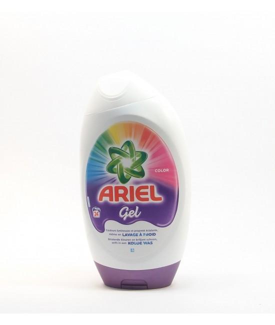Ariel Gel Color 888мл. Коентриран препарат за пране