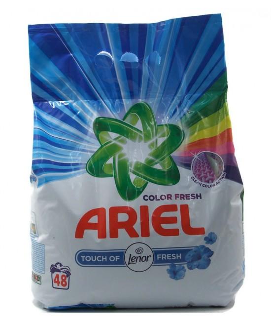 Ариел Колор с Ленор 3.6кг. Прах за пране