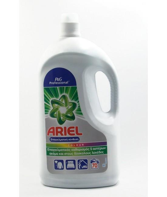 Ariel Profesional Color 3.850л Течен Перилен Препарат