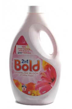 Bold 2in1Sparkling Bloom 1.330л. Течен Прах