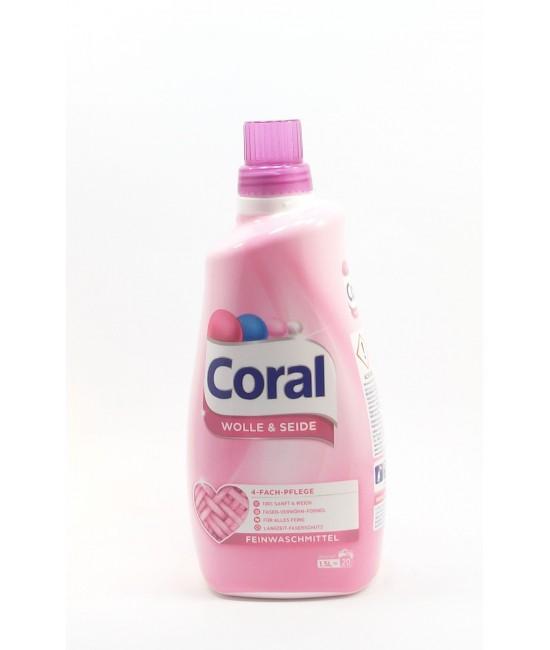 Coral Wolle & Seide 1.5л. Течен Перилен Препарат