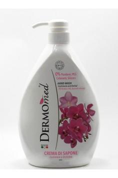 DermoMed Кашмир и Орхидея 1л. Течен Сапун