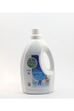 Dettol Laund Disinfectant 1.5л. Дезинфектант за пране
