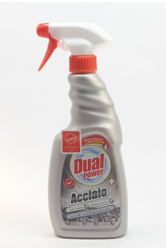 Dual Power Acciaio 500мл.Препарат за почистване на Инокс