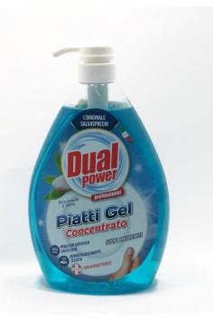 Dual Power Piatti Gel Bicarbonato 1л. Препарат за почистване на домакински съдове