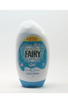 Fairy Non Bio Gel Cold Wash 962ml. Концентриран Гел За Пране