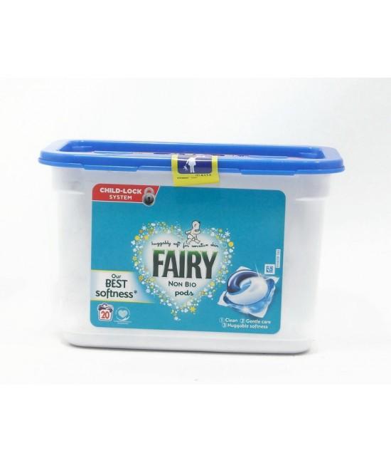 Fairy Non Bio Pods Капсули за Пране