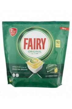 Fairy Original All in One Таблетки за съдомиялна
