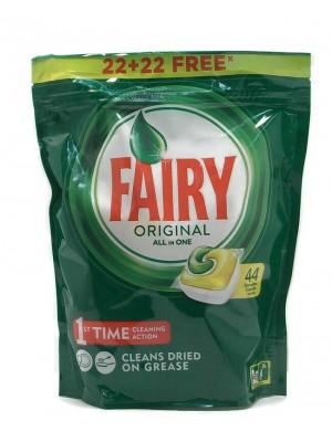 Fairy Таблетки за съдимиялна