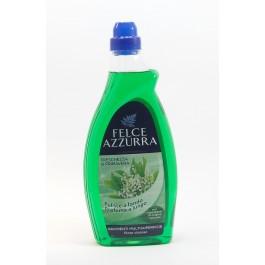 Felce Azzurra  1л.Препарат за почистване на всички подови настилки