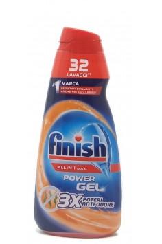 Finish odore  650мл. Гел за съдомиялна