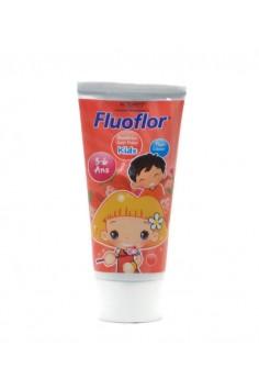Fluoflor Kids 50мл. Детска паста за зъби