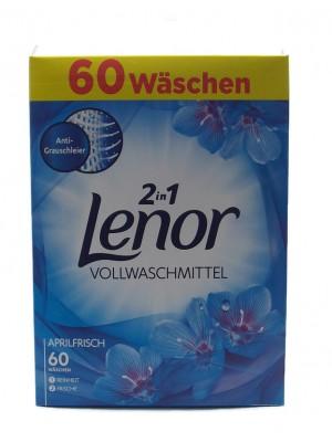 Lenor 2in1 April Fresch 3.900кг. Прах за Пране