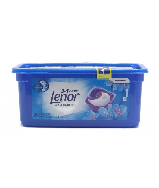 Lenor 3in1 Pods Капсули за пране