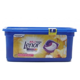 Lenor All in 1 Golden Orchide Капсули за пране