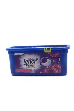 Lenor Color All in1 Amethyst 30бр Капсули за Пране