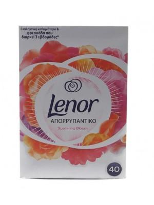Lenor Sparkling Bloom 2.600кг. Прах за Пране