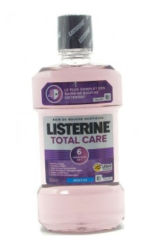 LISTERINE Total Care 500мл. Вода за уста
