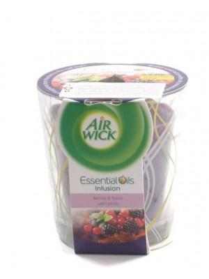 Air Wick 105гр. Ароматизирана свещ