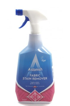 Astonish Fabric Stain Remover 750мл. Препарат за петна