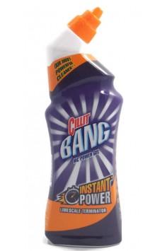 Cillit Bang WC Power Gel 750мл. Препарат за почистване на тоалетна