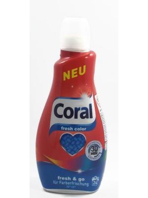 Coral Fresh Color 1.2л. Течен Перилен Препарат