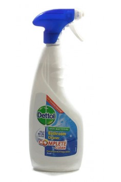 Dettol Cleaning Power 440мл. Препарат за баня