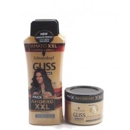 GLISS KUR Ultimate Oil Elixir ПРОМО Комплект