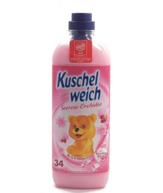 Kuschelweich Seerose Orchidee 1л. Омекотител.