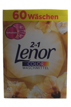 Lenor Color 2in1 Golden Orchide 3.9кг. Прах за Пране