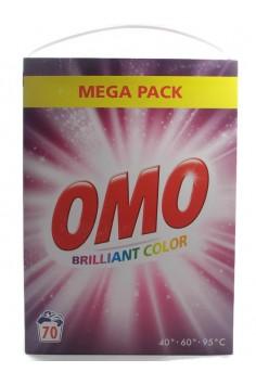 OMO Brolliant Color 4.9кг. Прах за Пране