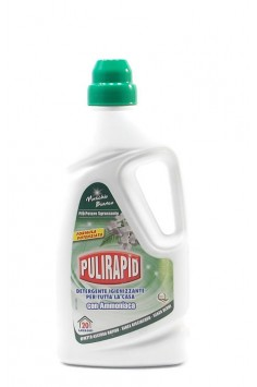 PULIRAPID Mushio Bianko 1л.Универсален почистващ препарат