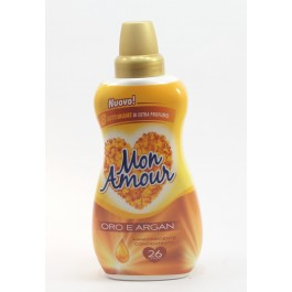 Mon Amour Oro e Argan 650мл.Омекотител Концентрат