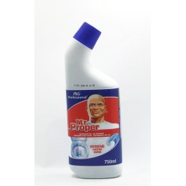MR. Proper P&G Profesional 750мл. Препарат за почистване на тоалетна