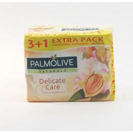 Palmolive Delicate Care 4*90гр.Тоалетен сапун