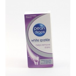 Pearl Drops White Sparkle 50мл. Избелваща паста за зъби