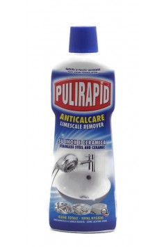 Pulirapid Anticalcare Clasic 750мл. Препарат за котелн камък