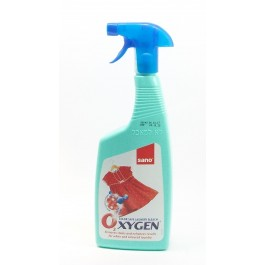 Sano Oxygen 750мл. Препарат за отстраняване на петна